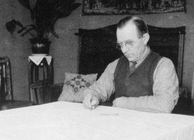 Carl Wengelin ritar duk